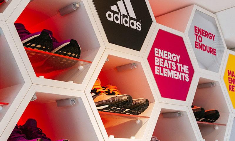 Adidas Expo